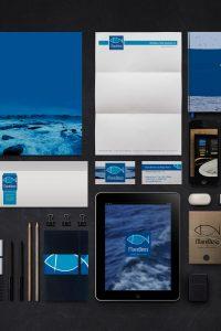 Diseño branding Maredeus