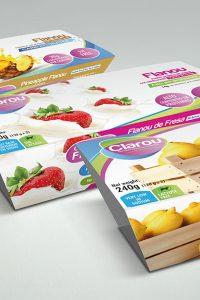 Diseño y presentación de packaging