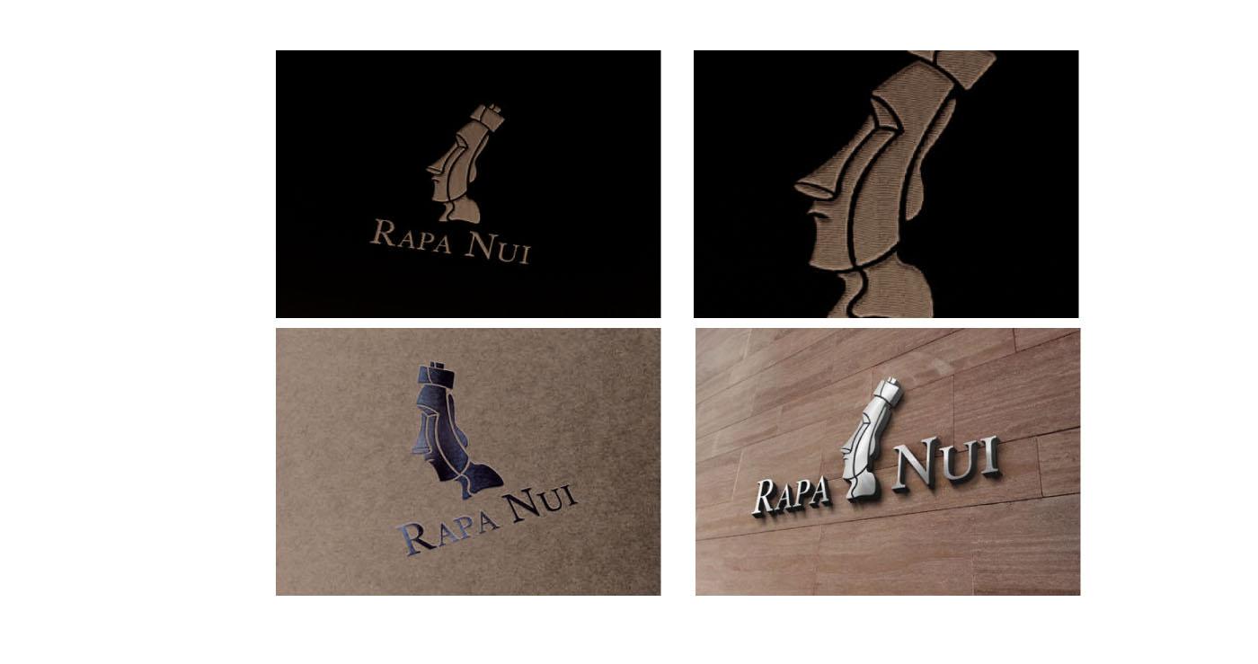 Presentación logotipo textil