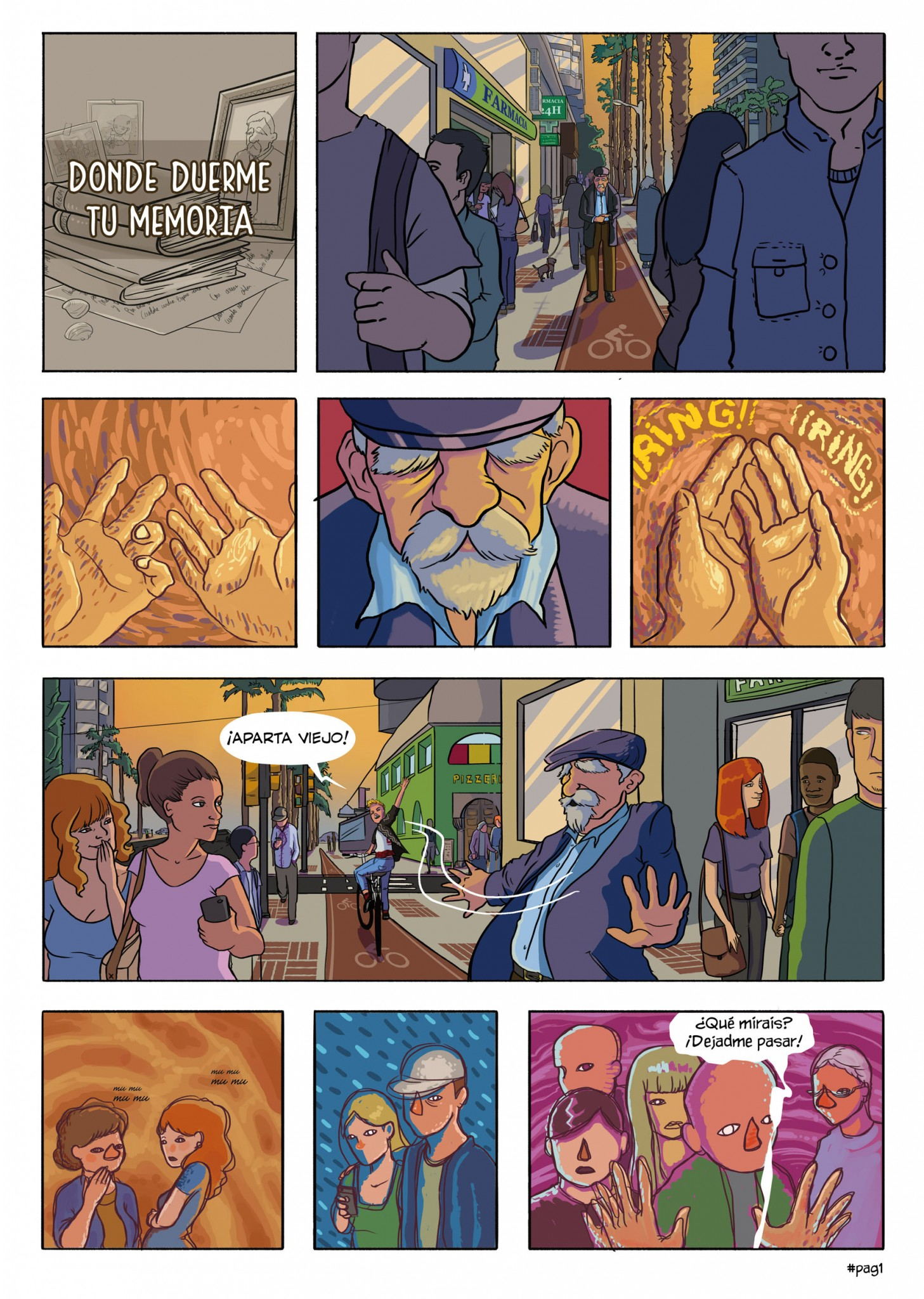 Pagina comic 01