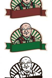 Versiones logotipo ilustrado
