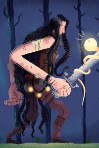 Ilustración fantasía