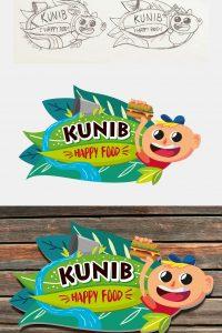 Logotipo ilustrado restaurante