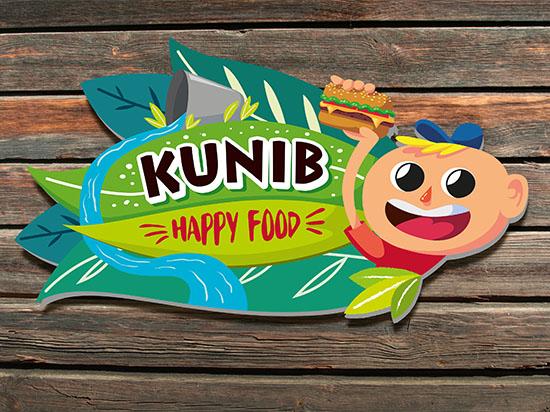 Logotipo ilustrado para restaurante