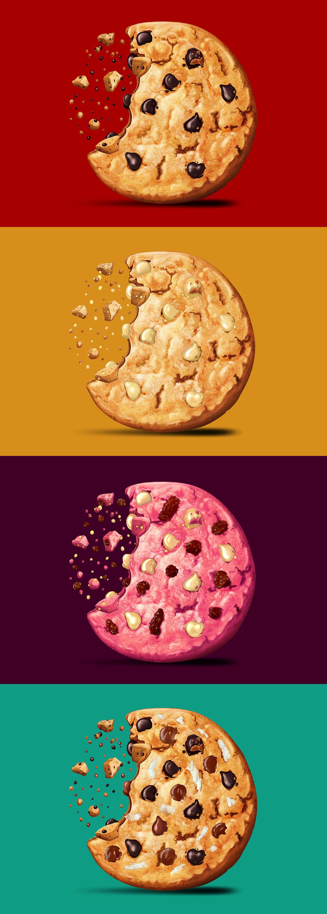 Ilustraciones de galletas2