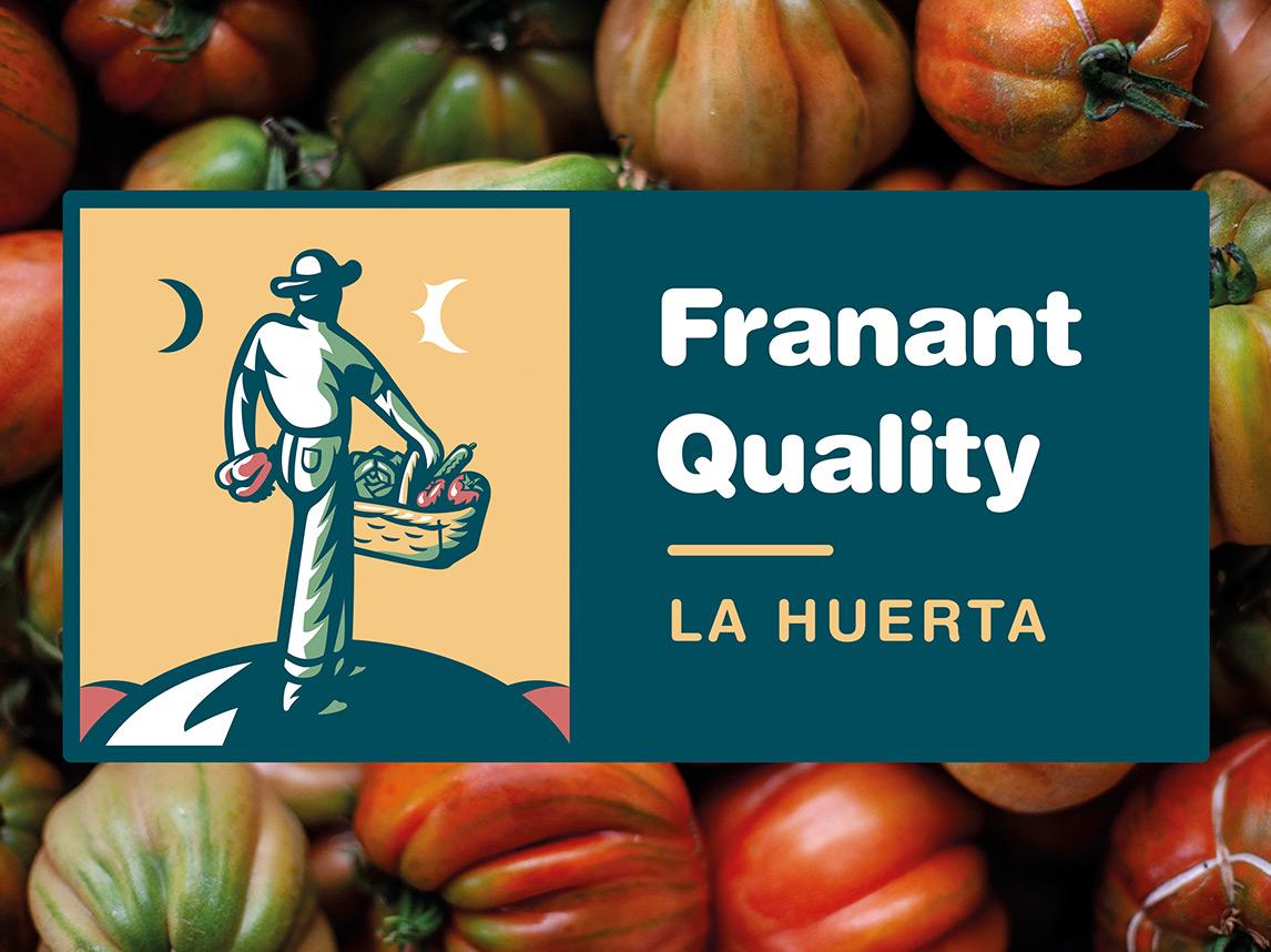 Rediseño de logotipo – Franant