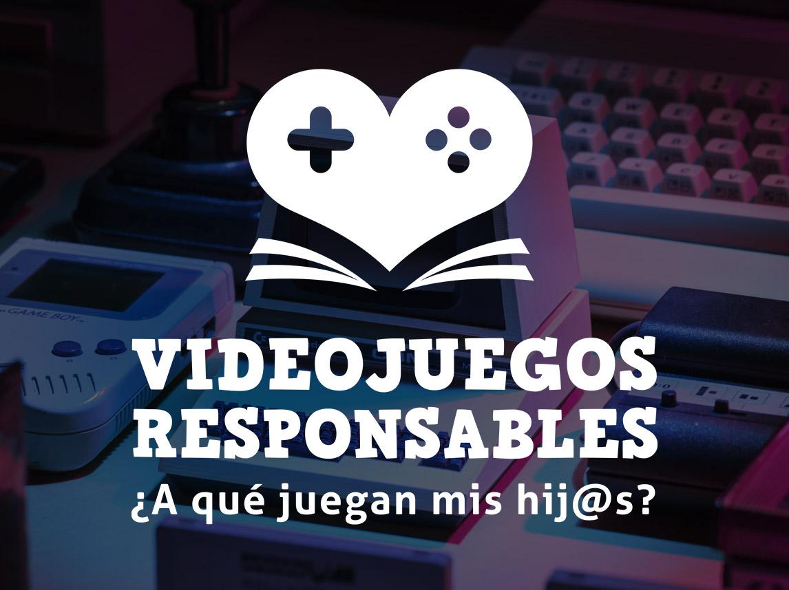 Videojuegos Responsables – Campaña Gráfica